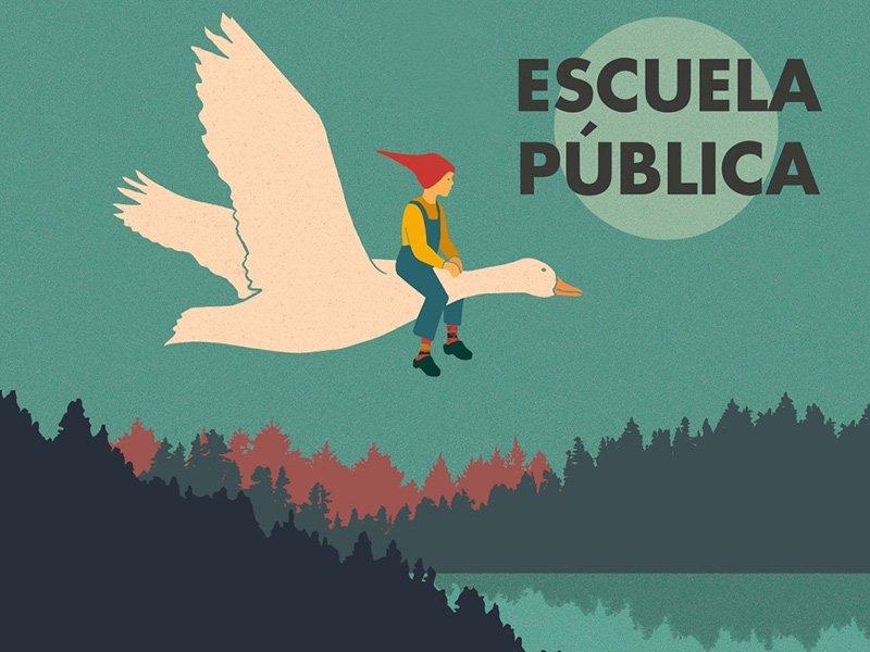 Apoya la Escuela Pública