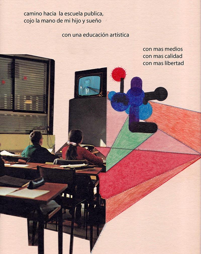 Arturo Revuelta Camino hacia la escuela pública