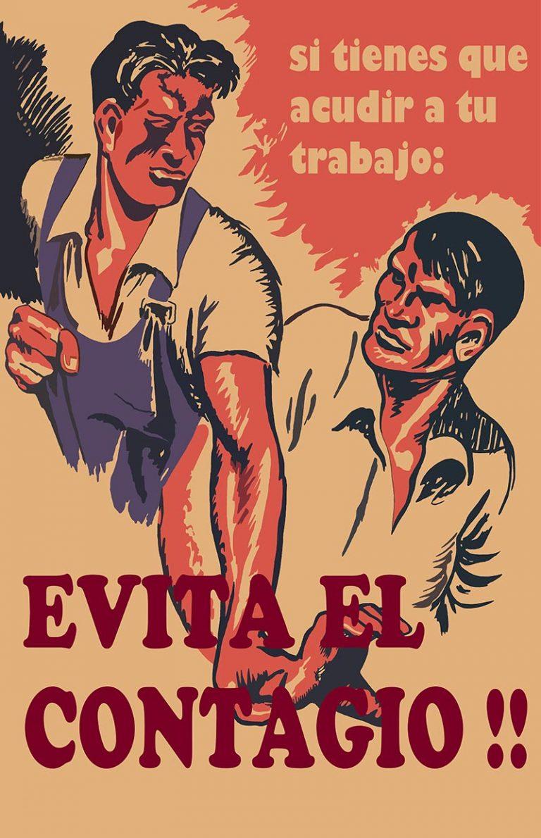 Enric-Bardera-Evita-contagio
