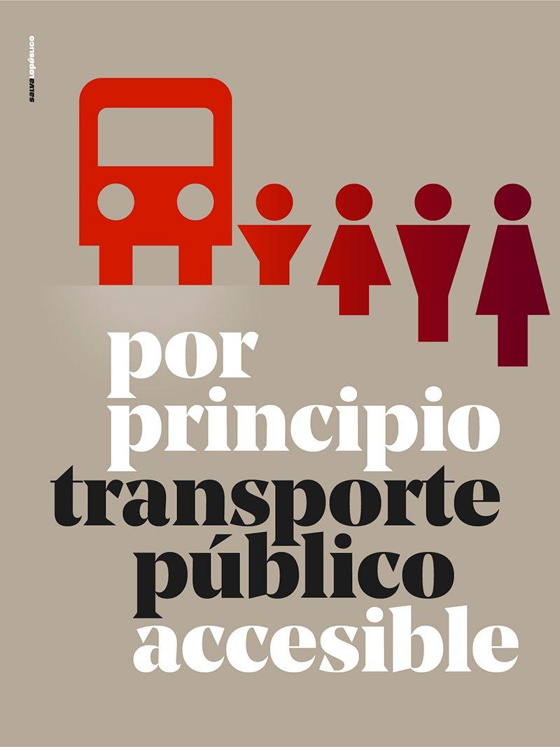Gaspar Garcia-transporte publico accesible