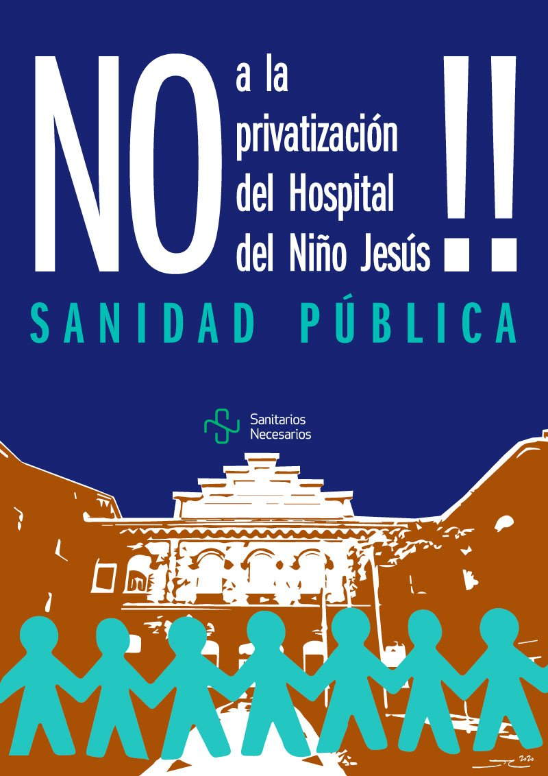 Javier-Lerin-No-privatizacion-Hospital-Nino-Jesus