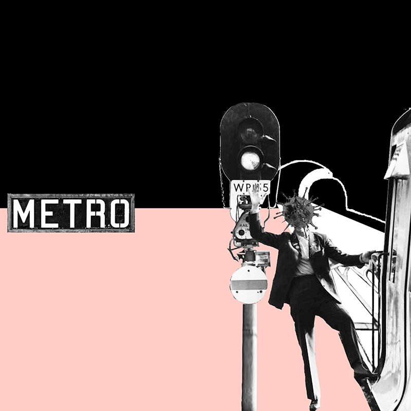 Monica Alberola Más Metro más seguro