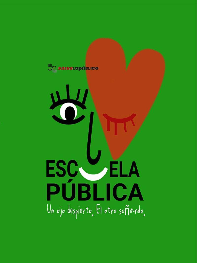 Plataforma Escuela Pública Aranjuez-Escuela Pública un ojo despierto y otro soñando