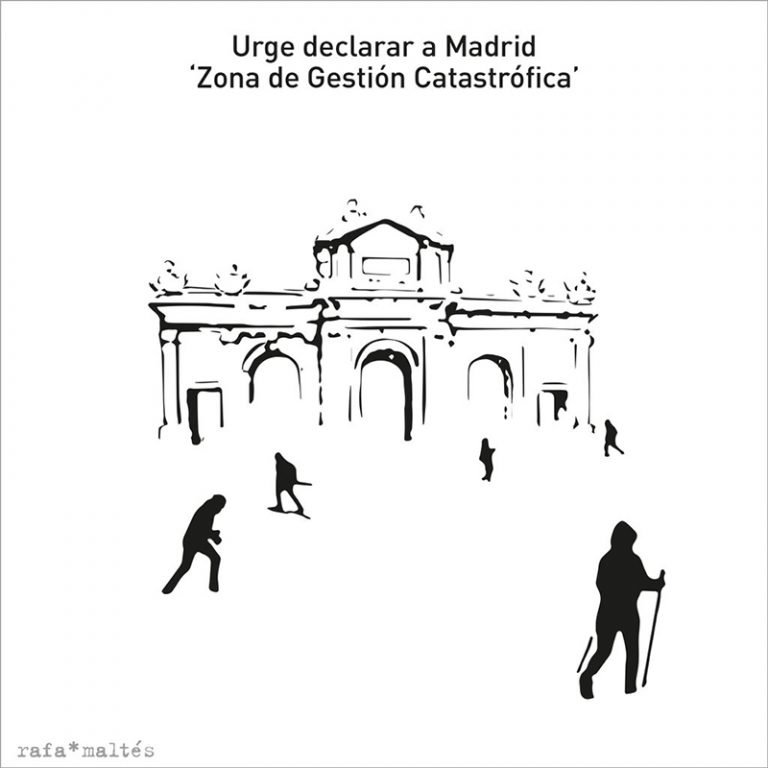 Rafa Maltés Madrid Gestión Catastrófica