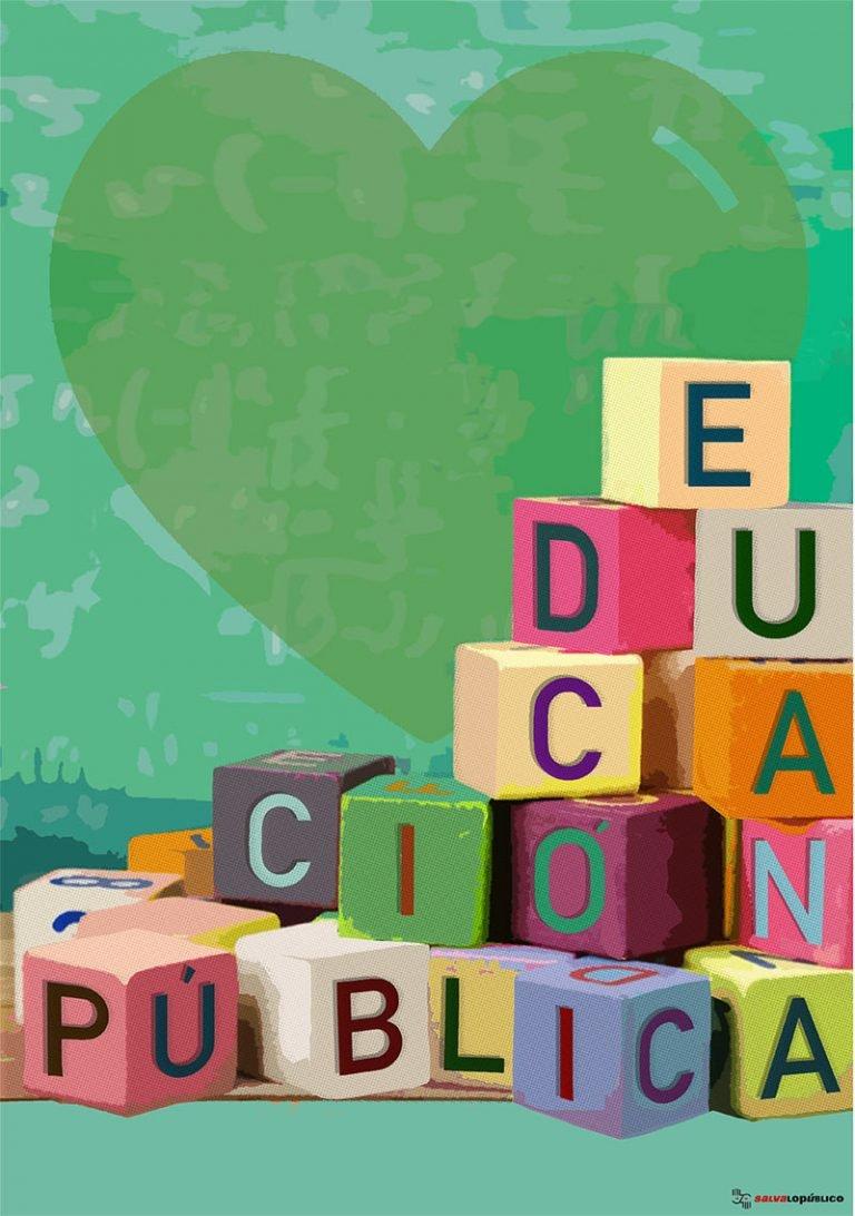 Toño Merinero-Educación-pública